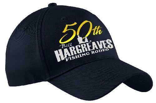 2021 50th Anniversary Hargreaves Fishing Rodeo Ball Cap