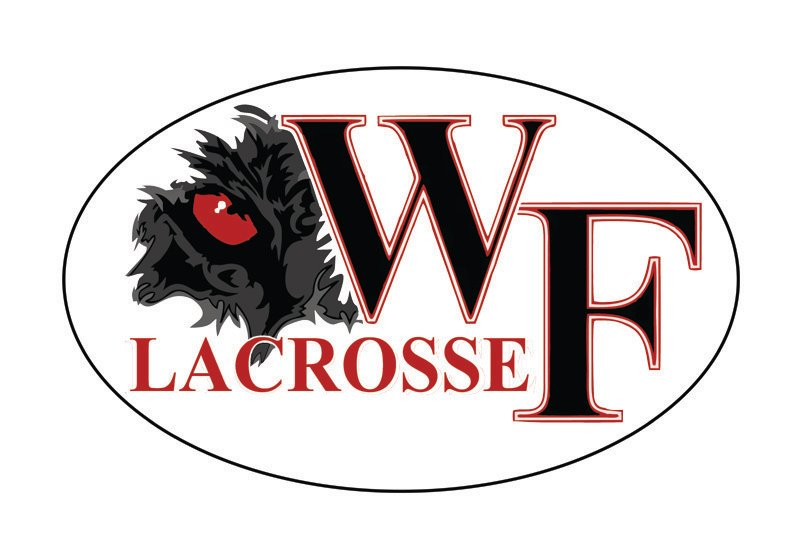 WF Lacrosse  Decal