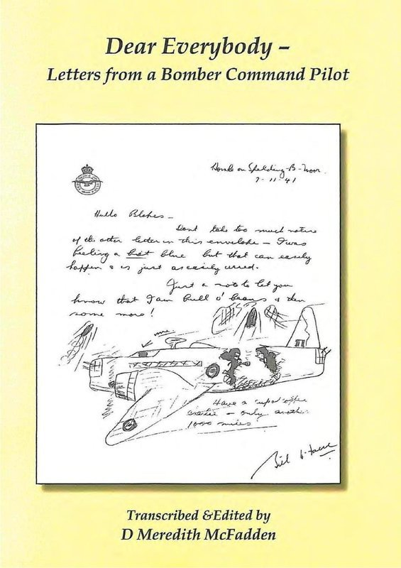 Dear Everybody – Letters from a Bomber Command Pilot
