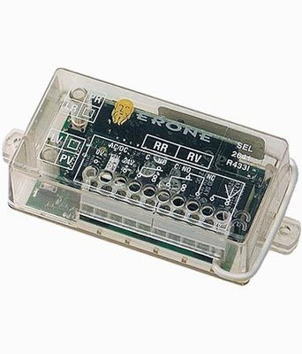 SEL2641R433IP- 2 RELAY RECEIVER 12/24Vacdc