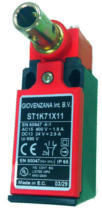 ST1K71X11 Safety Limit Switch - Hinge Type