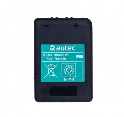 MBM06MH - Genuine Autec replacement battery