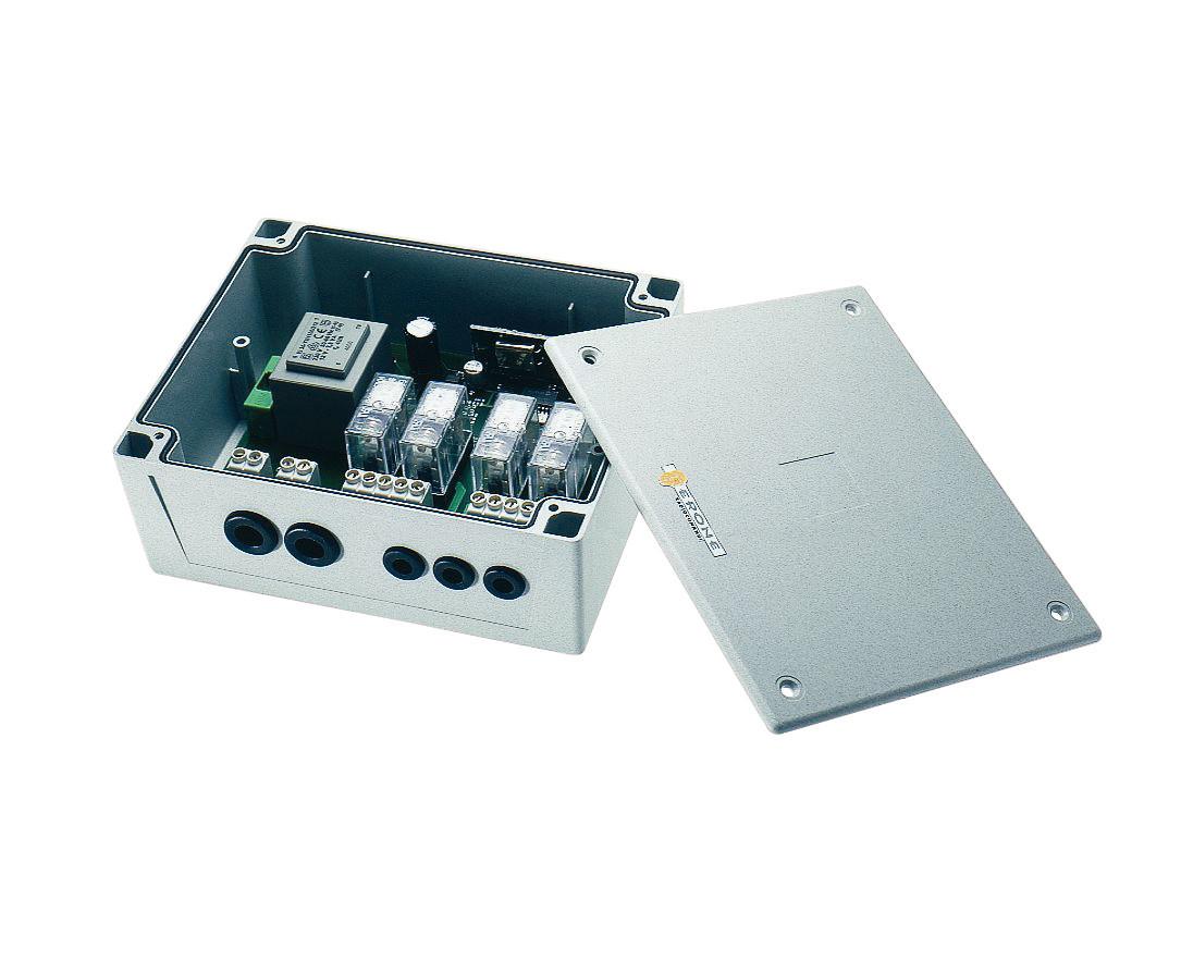 SEL2641R433C4V- 4 RELAY POWER RECEIVER - 230Vac