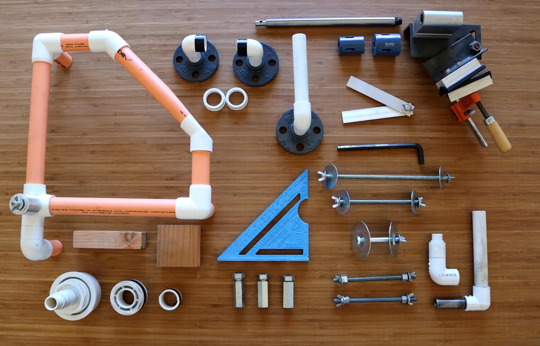Calfee Bamboo DIY Tool Set Kit