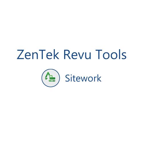 ZenTek Revu Tools: Sitework