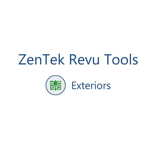 ZenTek Revu Tools: Exteriors