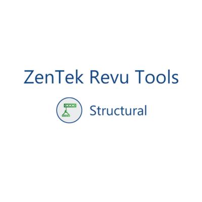 ZenTek Revu Tools: Structural