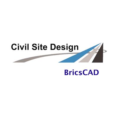 Civil Site Design for BricsCAD Pro