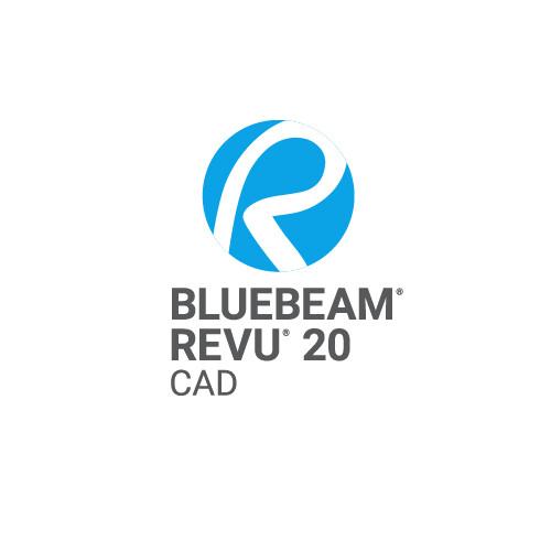 Bluebeam Revu CAD V20