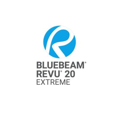 Bluebeam Revu Extreme V20