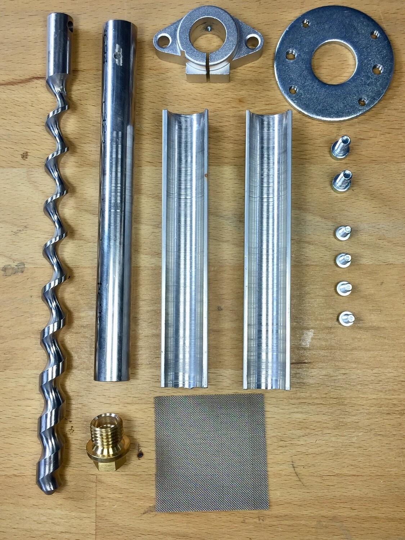 DIY Kit 1: Original Desktop Filament Extruder E1.5 by ARTME 3D