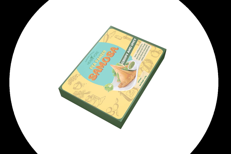HerbYvore Samosa Box
