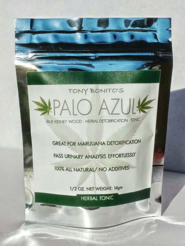Tony Bonitos Palo Azul 1/2 OZ - Original