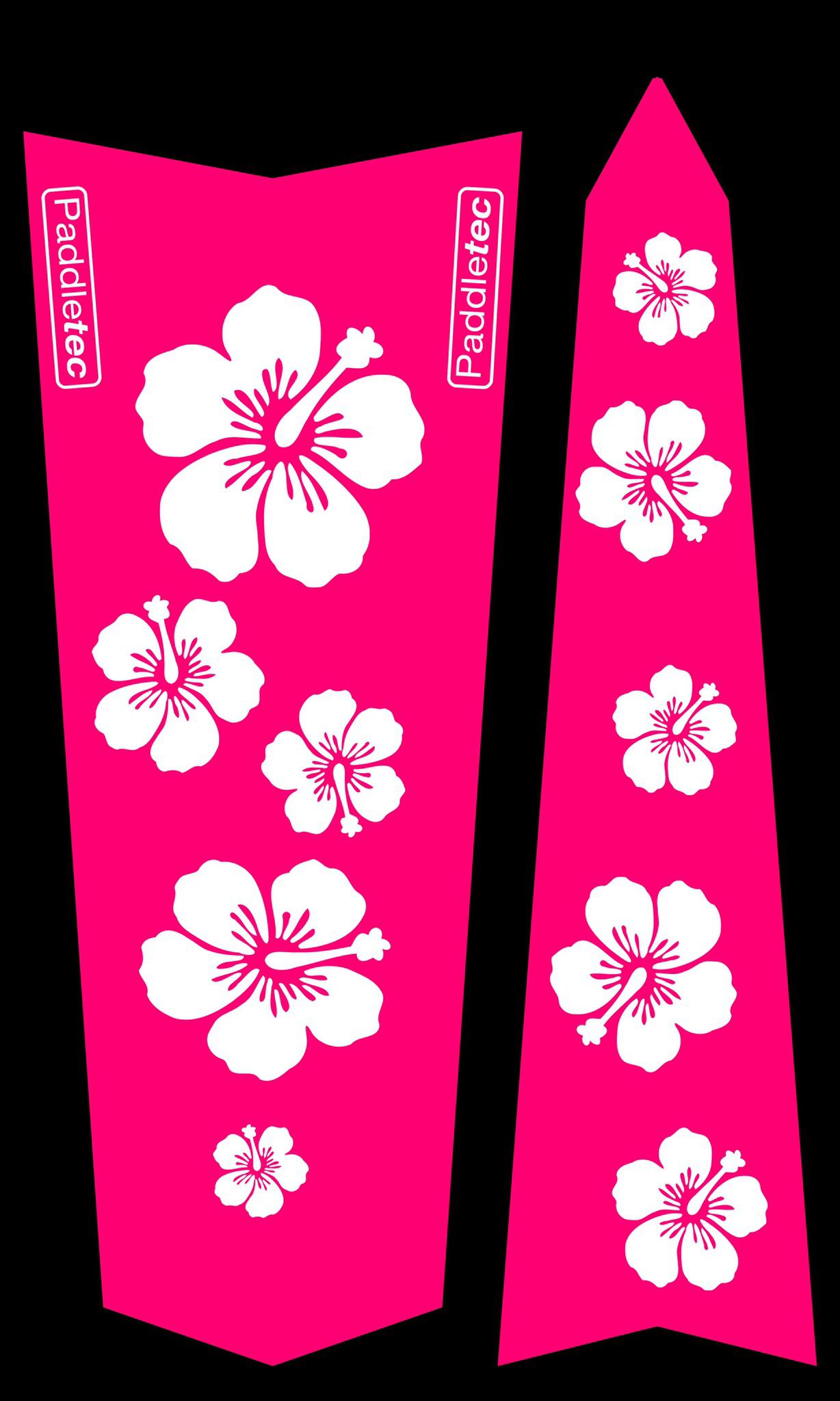 Neon Vinyl Surfski Stickers