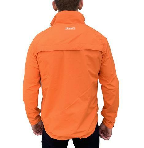 VAIKOBI Lightweight Jacket-Fluro Orange