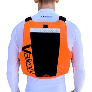 Vaikobi VXP Race PFD - Fluro Orange/Black
