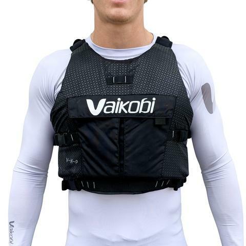 VXP Race PFD Life Jacket - Stealth Black 12220