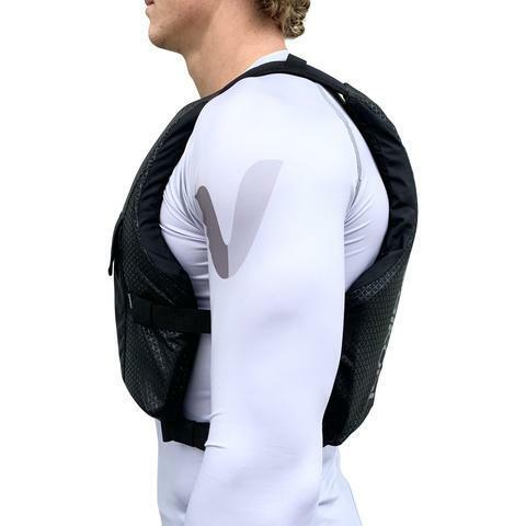 VXP Race PFD Life Jacket - Stealth Black