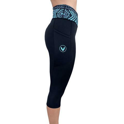 Vaikobi Activ UV Womens 3/4 Leggings