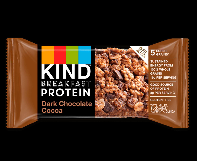 Barra de proteinas KIND chocolate oscuro