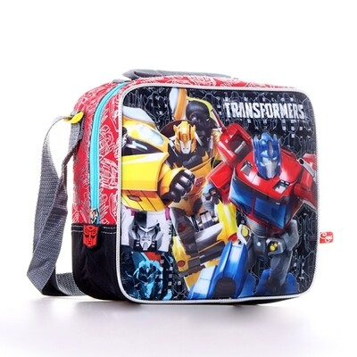 Lonchera térmica Transformers