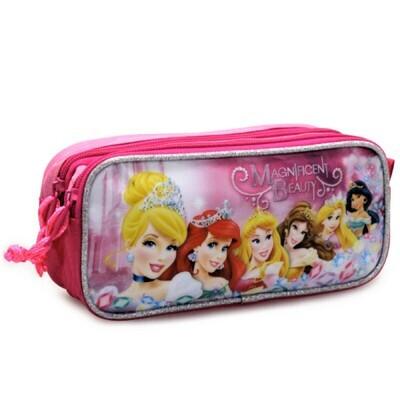 Estuche Doble Disney Princesas