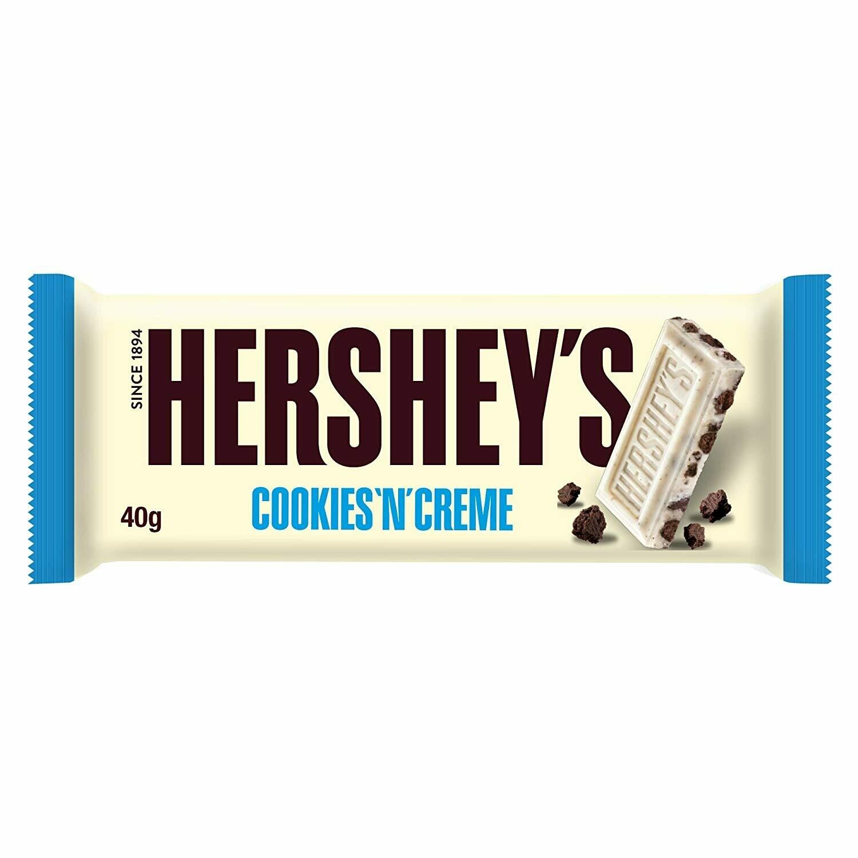 Hersheys's Cookies 'N' Creme