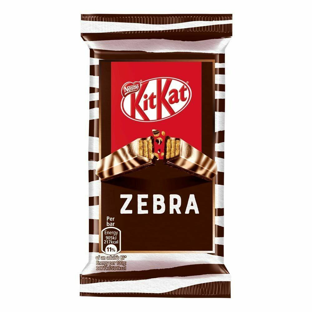 KitKat Zebra