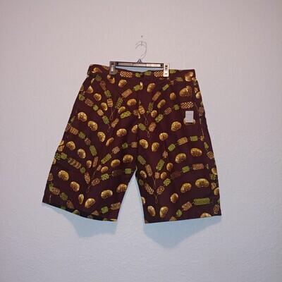 Ghana Love Beads Shorts