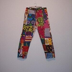 Patchwork #8 Pants
