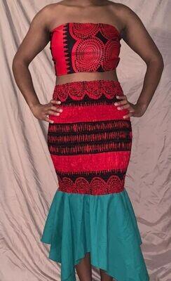 RBG Mermaid Skirt