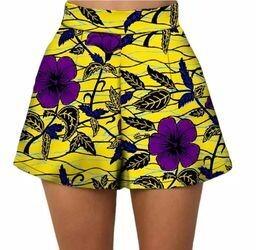 Royal Vines Shorts