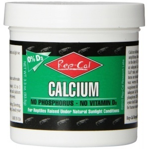 Rep-Cal Calcium NO Vitamin D3