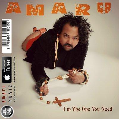 AMARU - I'm The One You Need (2-track CD Single)