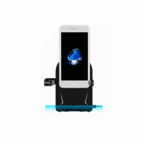 Universal Infrared Induction Auto Lock Anti-slip Car Air Vent Phone Holder Stand for Samsung Xiaomi