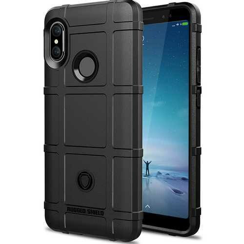 Bakeey Shield Shatterproof Silicone Soft Protective Case For Xiaomi Redmi Note 5