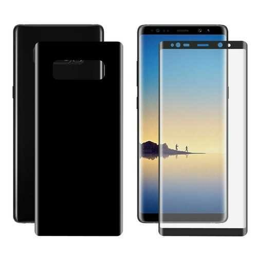 Enkay 3D Curved Edge Front & Back PET Screen Protector For Samsung Galaxy Note 8