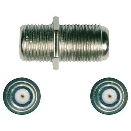 WILSON ELECTRONICS 971129 F-Female to F-Female Connector for RG6 Coaxial Cable