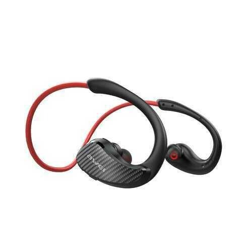 Awei A881BL Wireless bluetooth Earphone Sport Stereo IPX4 Waterproof Noise Cancelling NFC Earphone