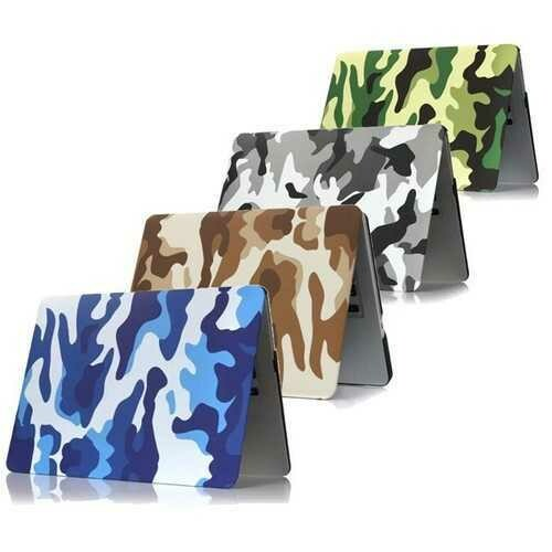 Camouflage Pattern PC Laptop Hard Case Cover Protective Shell For Apple Macbook Air 13.3 Inch