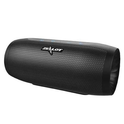 Zealot B16 Portable Wireless bluetooth Speaker IPX5 Waterproof TF Card 4000mAh Bass Subwoofer