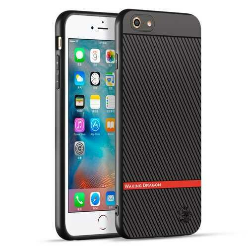 "Carbon Fiber Anti Fingerprint Protective Case For iPhone 6s/iPhone 6 4.7"""