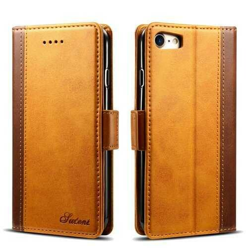 """Bakeey Hybrid Color Wallet Card Sots Kickstand Case For iPhone 7/8 4.7"""""""