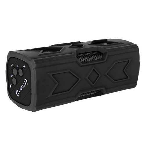 Portable bluetooth 4.0 Wireless Speaker Waterproof USB Power Bank Bass NFC AUX Subwoofer