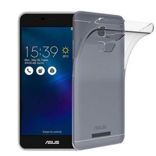 """Bakeey?""""? Transparent Shockproof Soft TPU Back Protective Case for ASUS Zenfone 3 Max ZC520TL"""