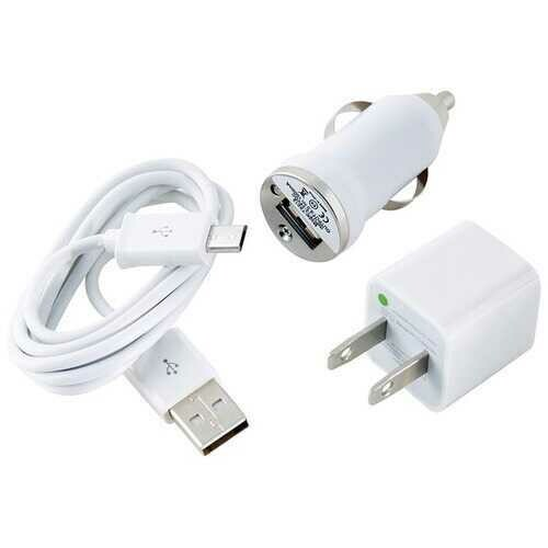 ULTRALAST(R) CEL-CHGMICRO Charge & Sync Kit with Micro USB to USB Cable