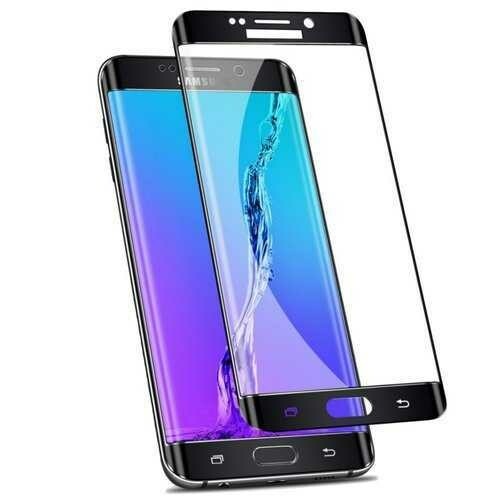 Bakeey 3D Curved Edge Tempered Glass Screen Protector For Samsung Galaxy S6 Edge