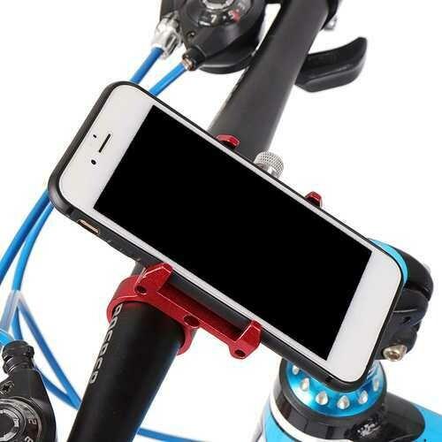 Mijia Metal Adjustable Clip Bicycle Bike Handlebar Holder Stand for Nubia Mobile Phone