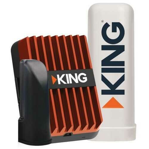 KING KX2000 KING Extend Pro LTE Cellular Signal Booster