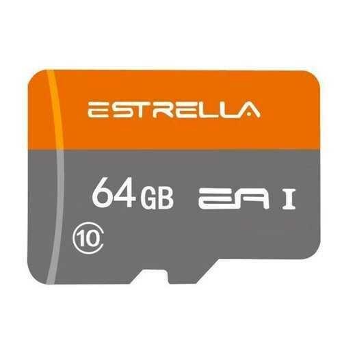 ESTRELLA 64GB Class 10 High Speed Data Storage TF Card Flash Memory Card for Xiaomi Mobile Phone